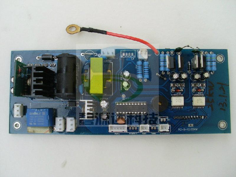 15-25kw电磁控制板-碧源达电磁感应加热器厂家